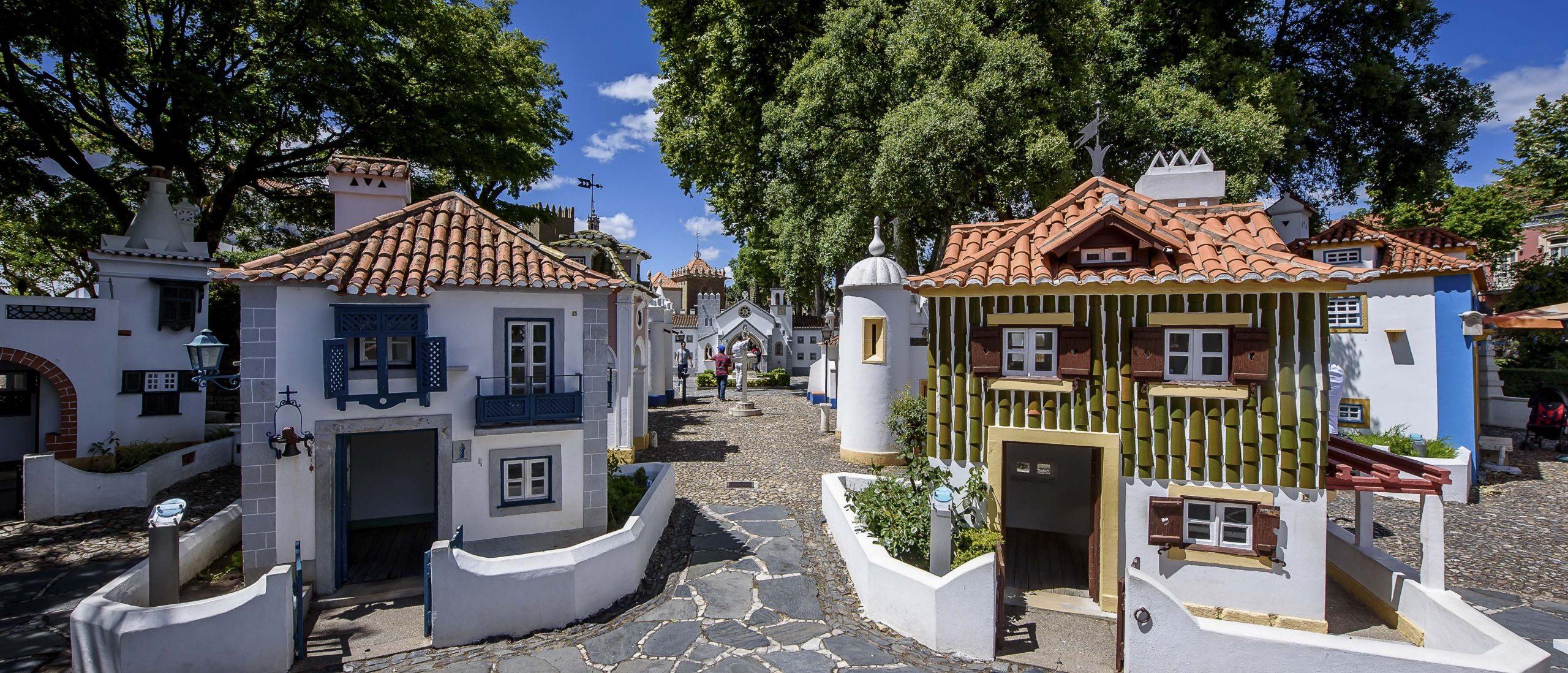 Bem vindo ao Portugal dos Pequenitos